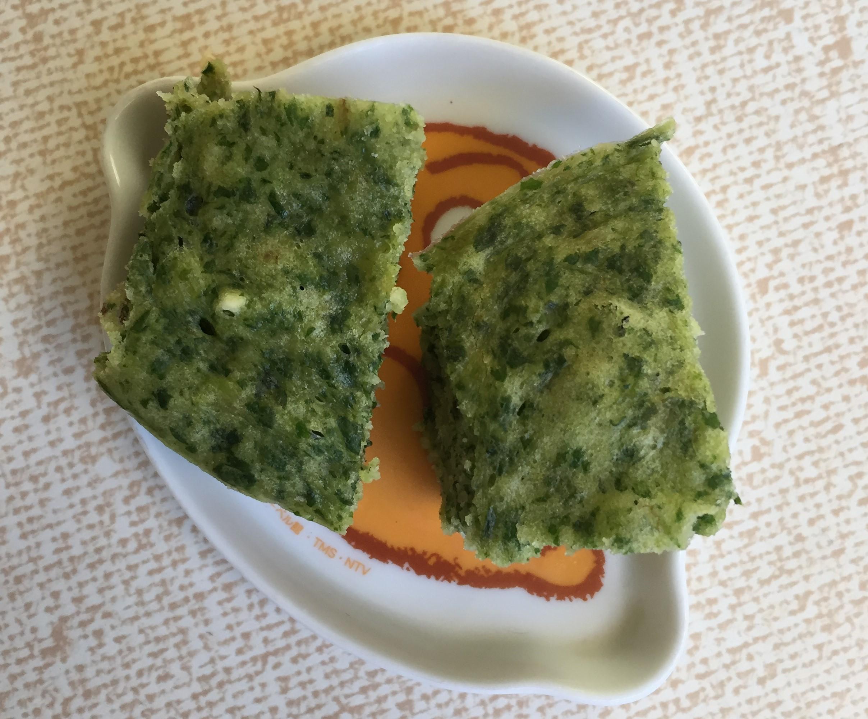 あしたバナケーキ(蒸しぱん?)