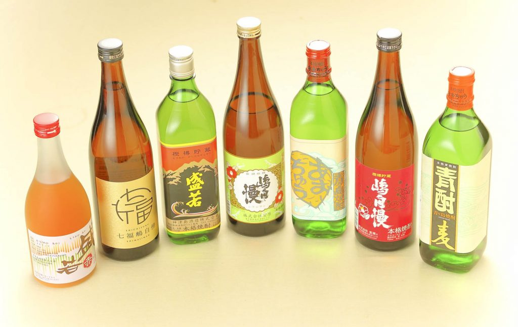 【島土産紹介】歴史ある特産品「島酒」